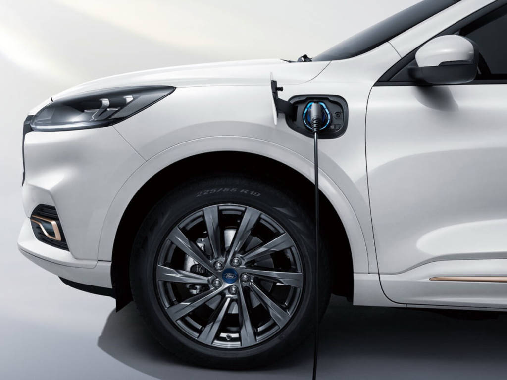 Ford Evos 2021 toma de carga