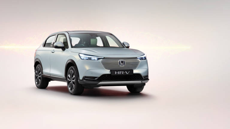 Honda HR-V 2021 frontal