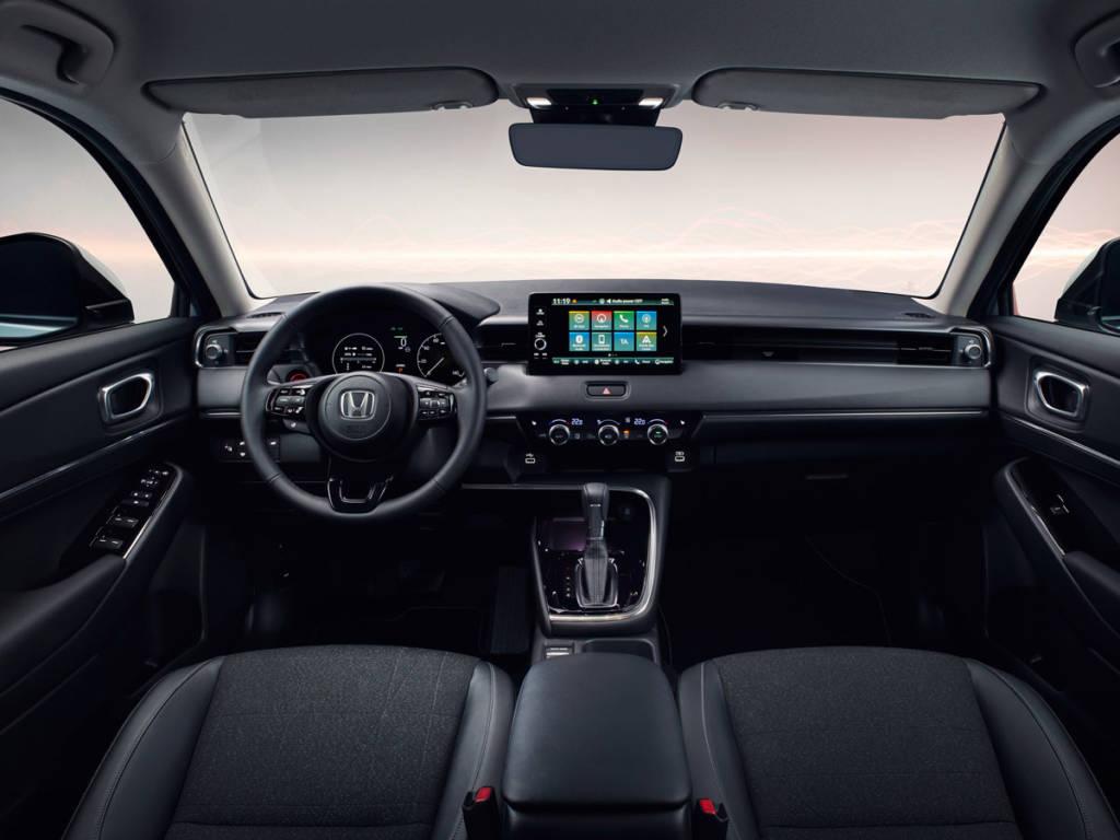 Honda HR-V 2021 interior