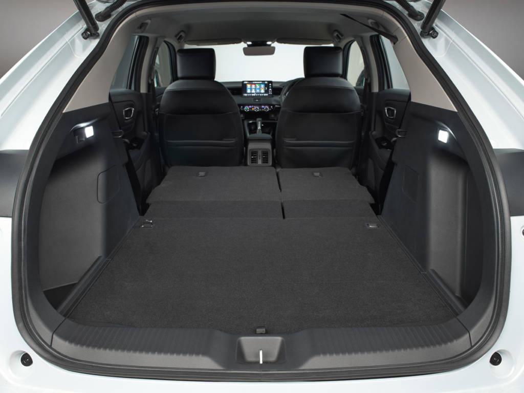 Honda HR-V 2021 maletero plano