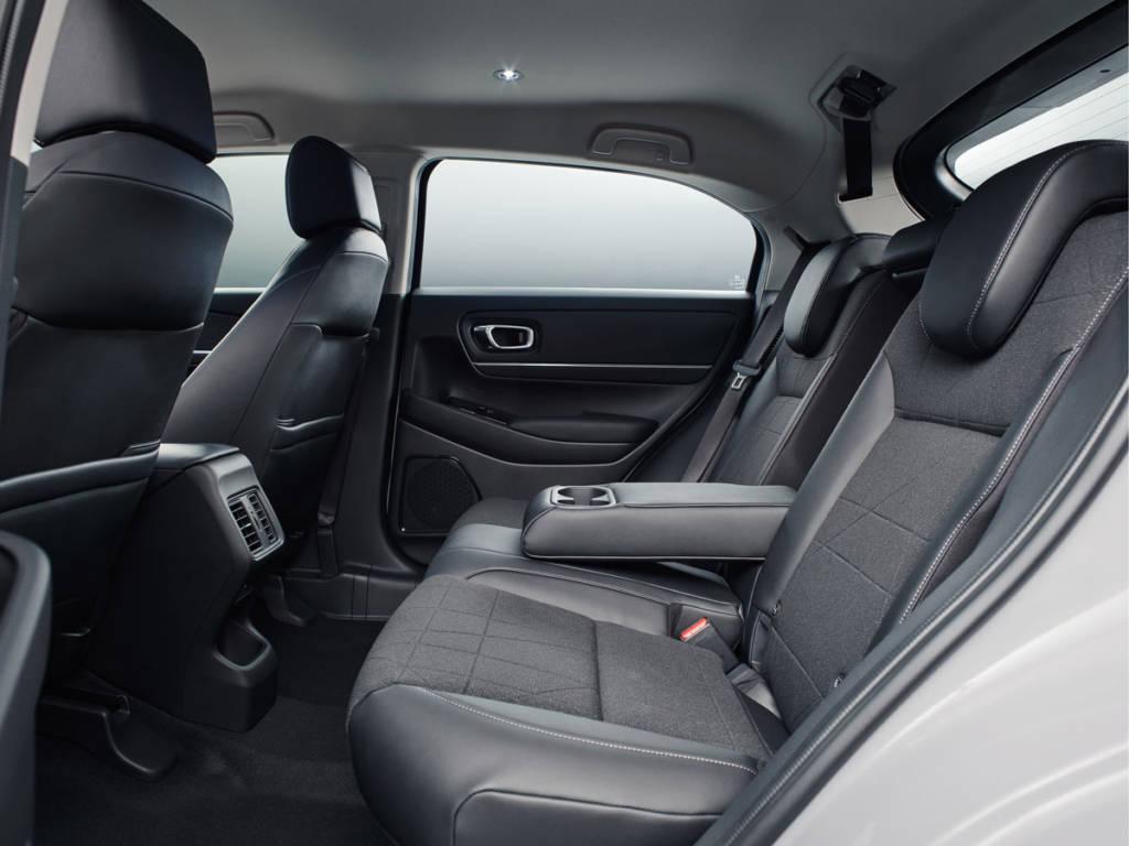 Honda HR-V 2021 asientos traseros