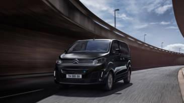 Prueba Citroën ë-SpaceTourer eléctrico frontal talla M