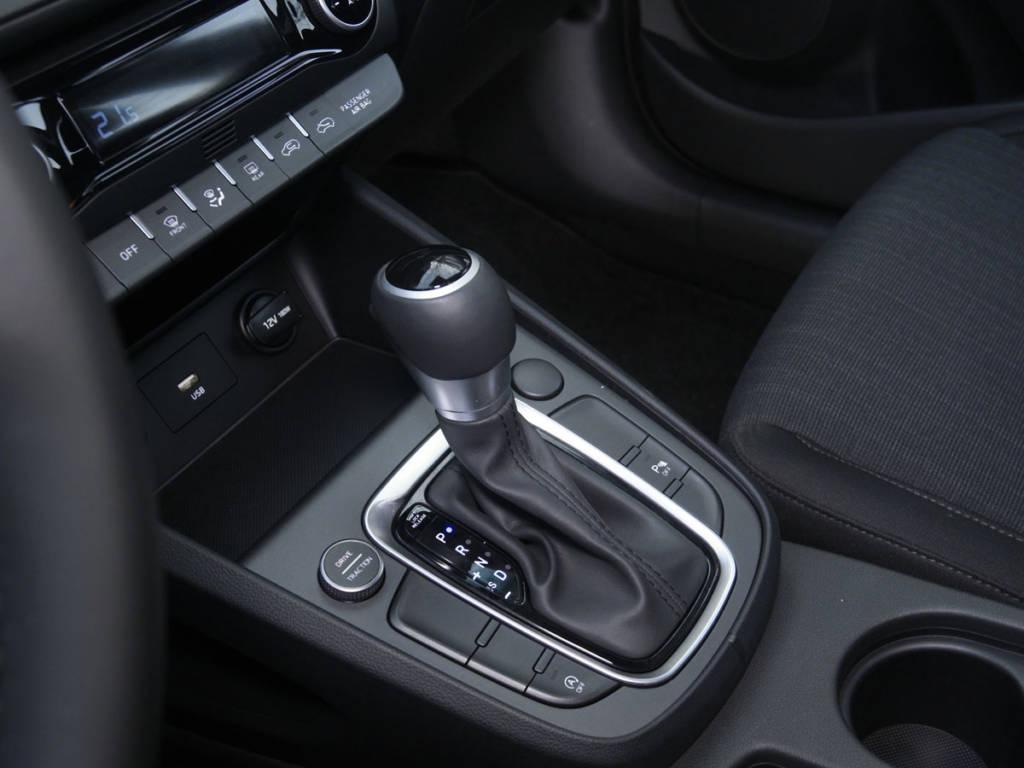 Hyundai Kona caja de cambios