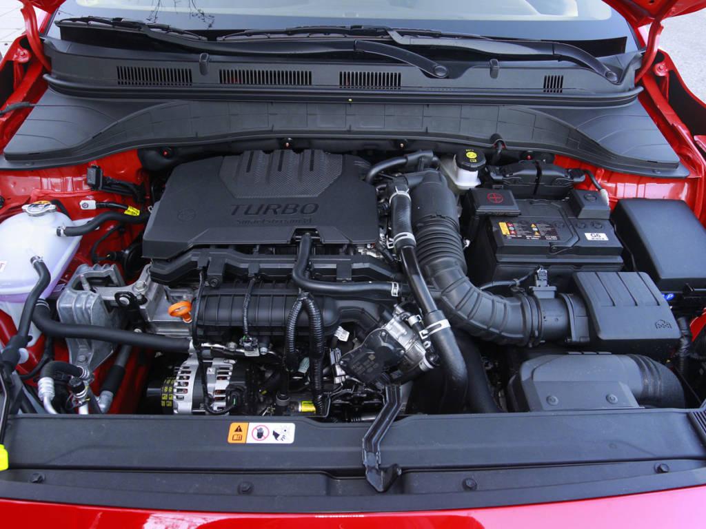Hyundai Kona motor