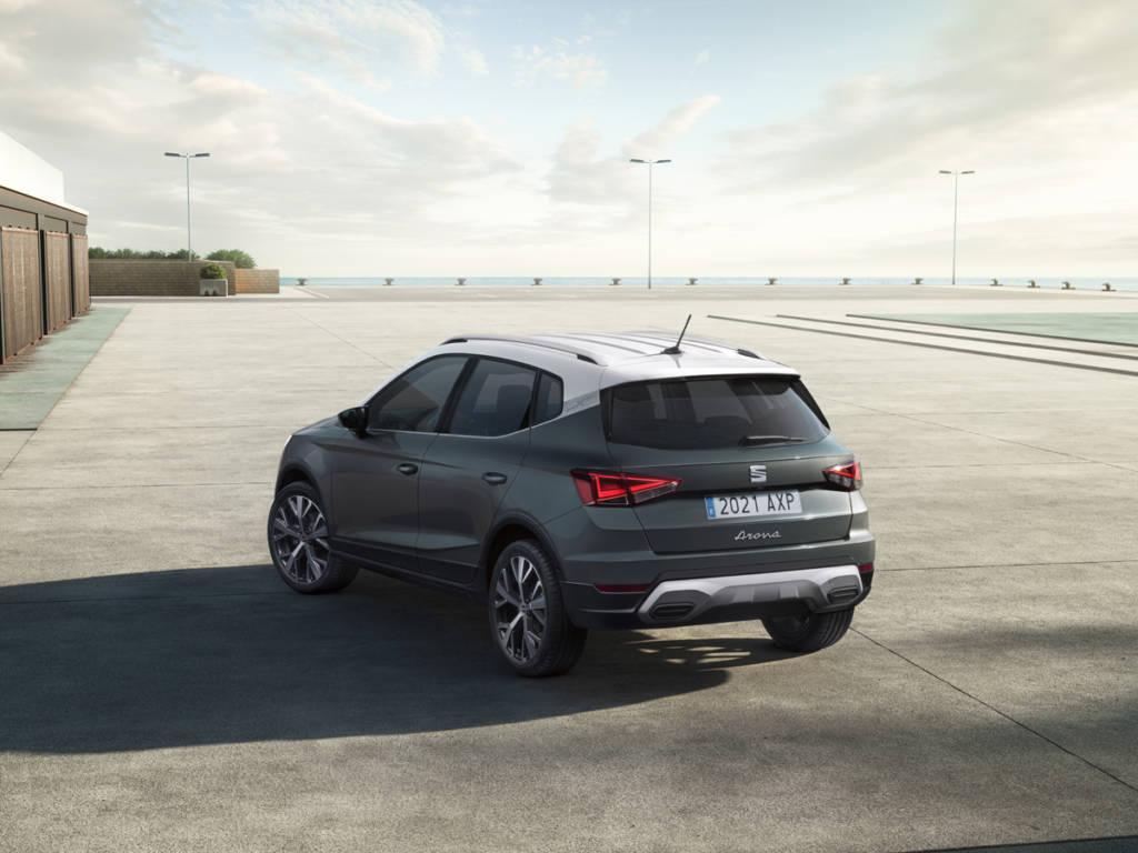 El SEAT Arona 2021 estrena nuevo acabado Xperience