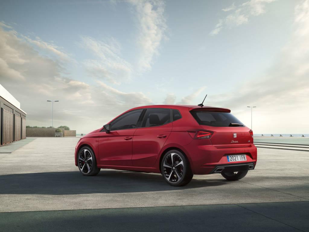 El SEAT Ibiza 2021 refresca su imagen