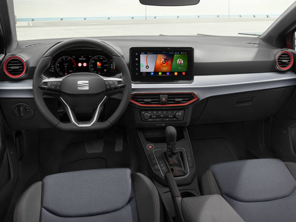 El SEAT Ibiza 2021 mejora en conectividad