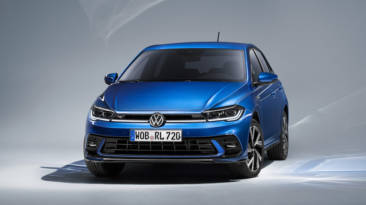 Volkswagen Polo 2021 frontal