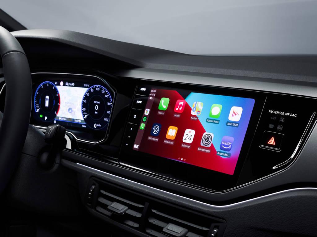 Sistema multimedia Discover Pro en Volkswagen Polo