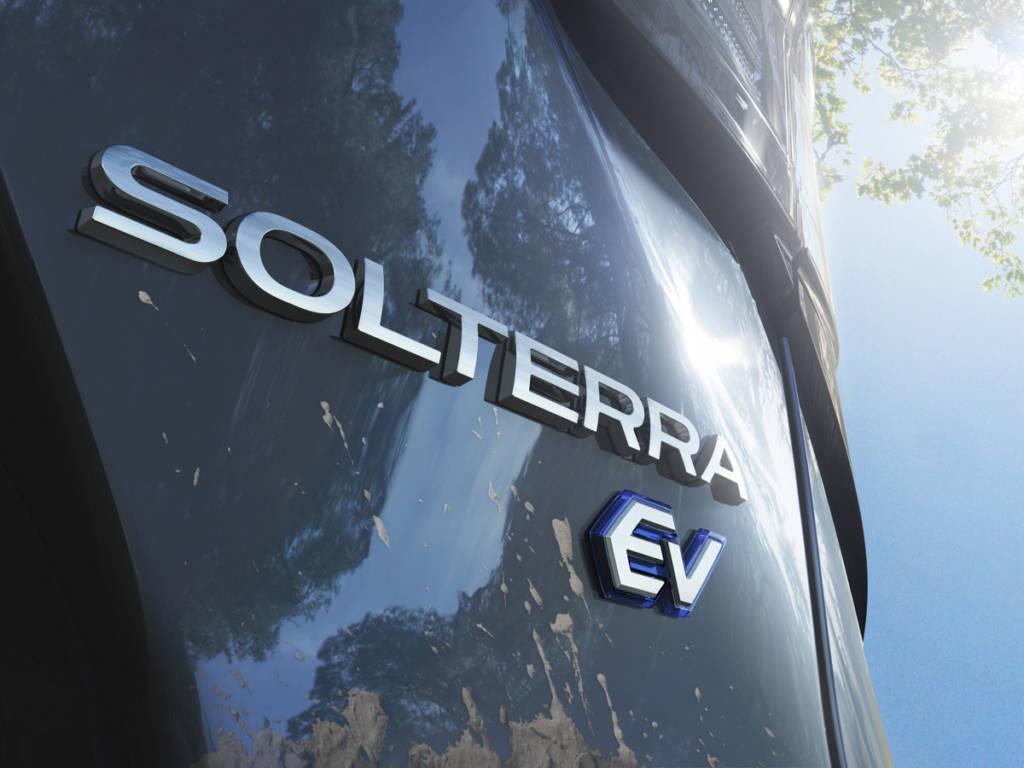 Subaru Solterra Logo