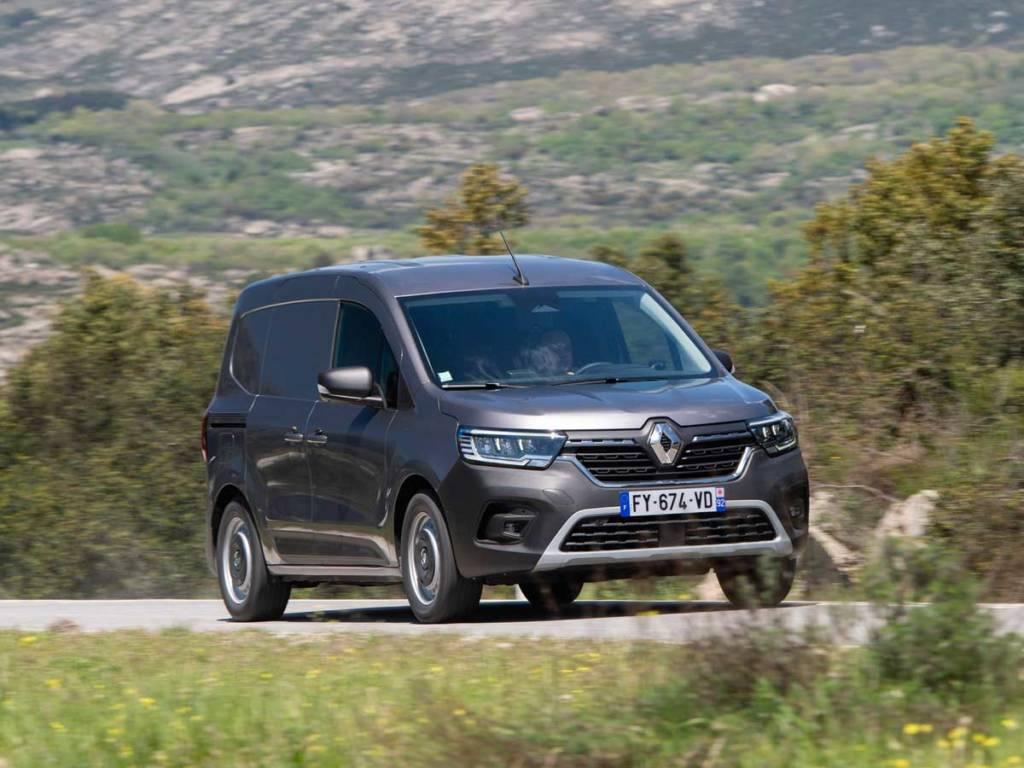 Renault Kangoo 2021 Van frontal