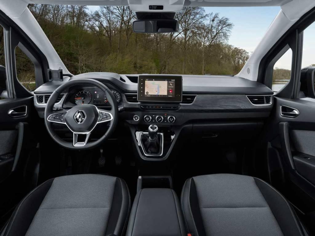 Renault Kangoo Combi 2021 interior