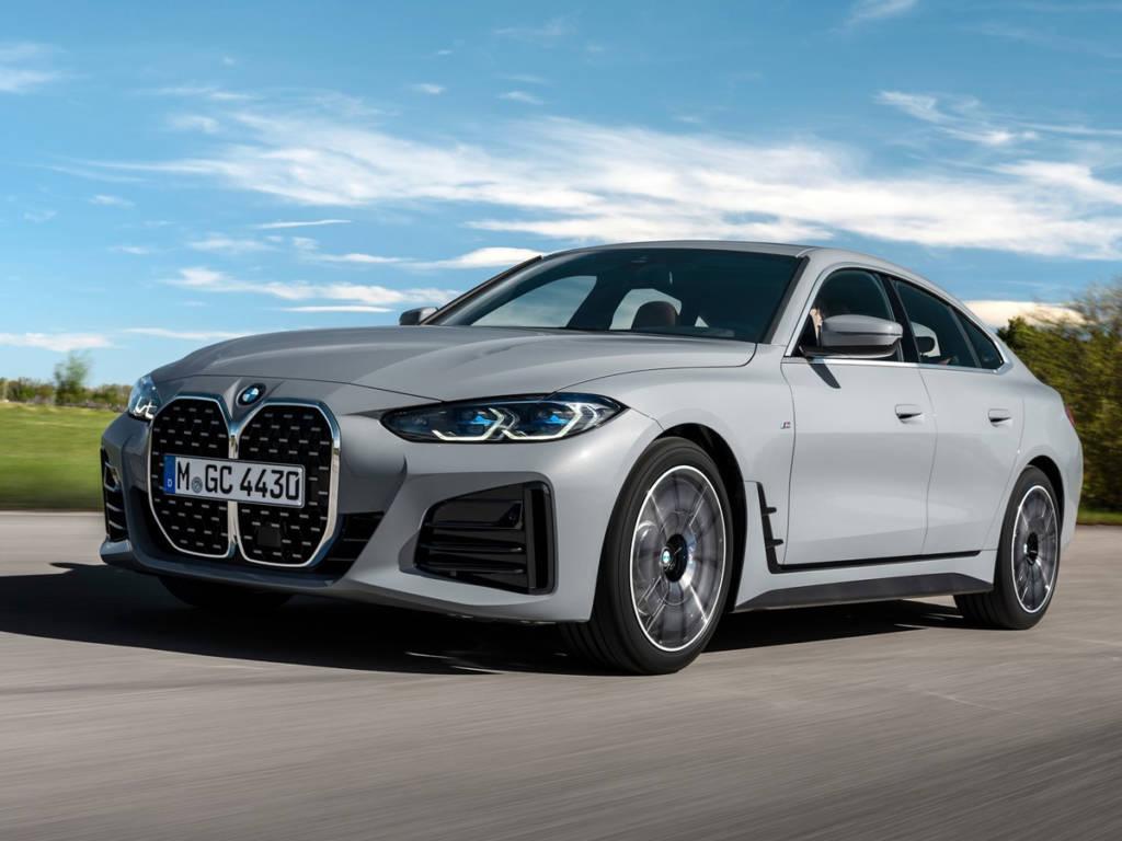 BMW Serie 4 Gran Coupé movimiento