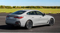 BMW Serie 4 Gran Coupé trasera
