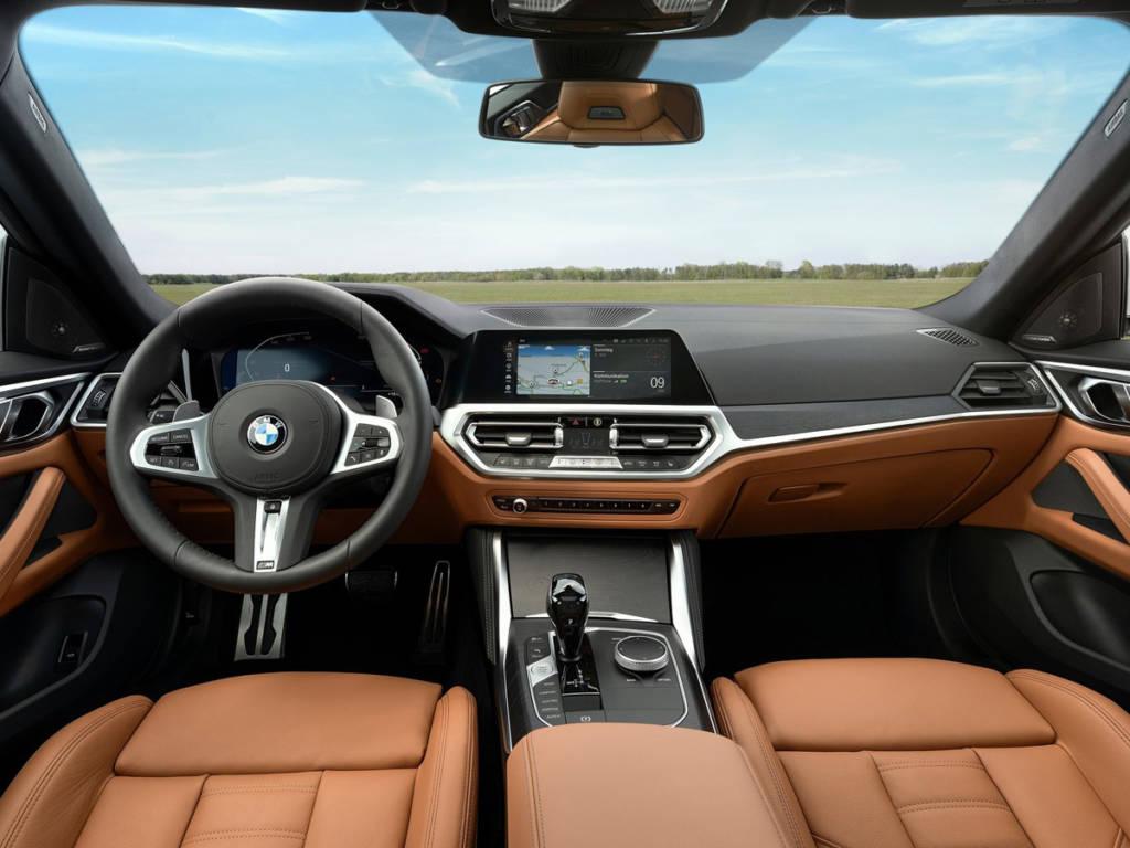 BMW Serie 4 Gran Coupé salpicadero