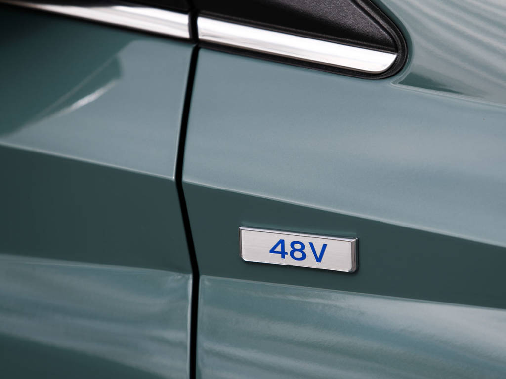 Hyundai Bayon logo 48 V