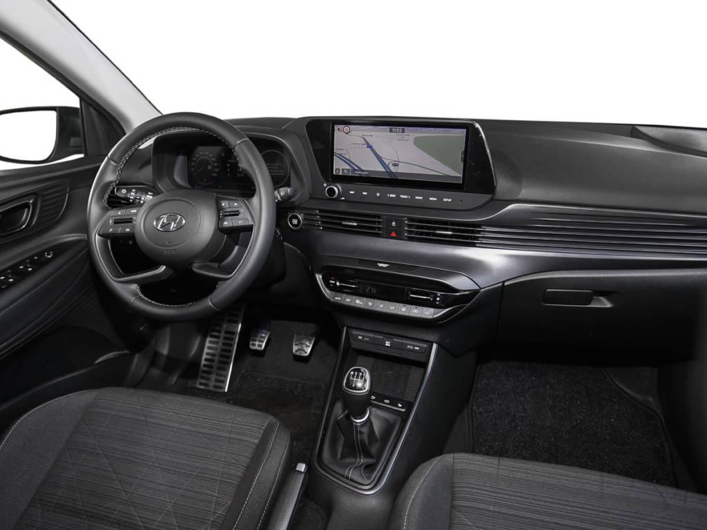 Hyundai Bayon salpicadero