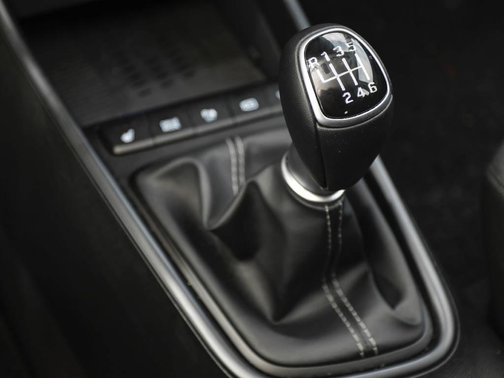 Hyundai Bayon caja de cambios