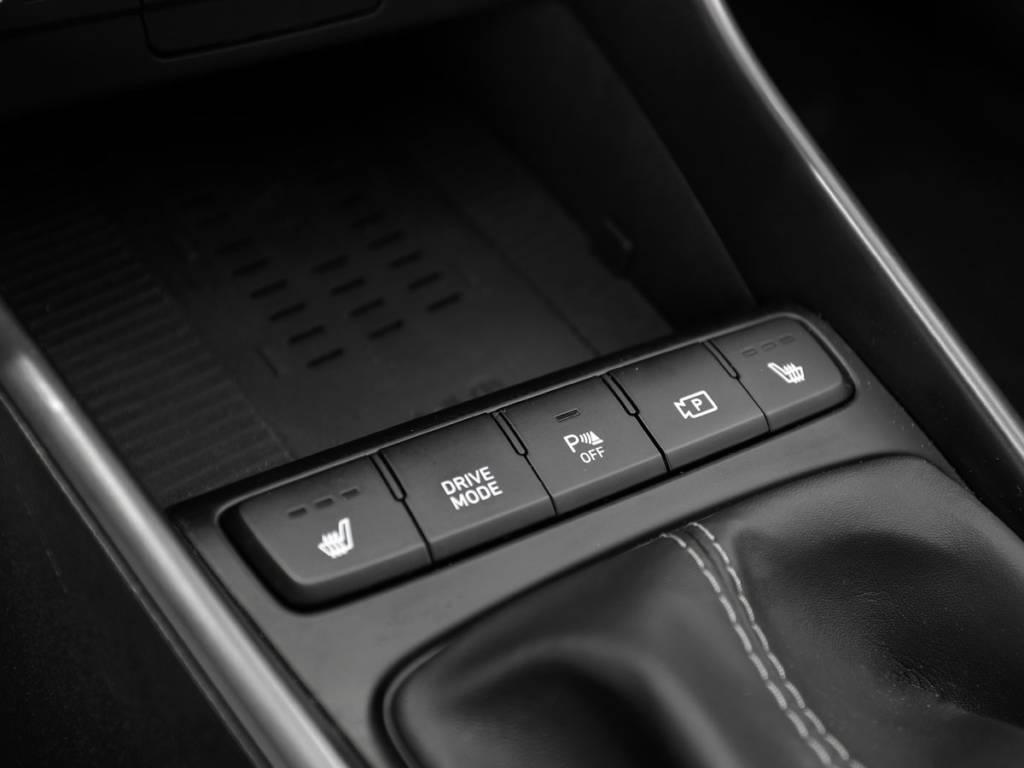 Hyundai Bayon botones
