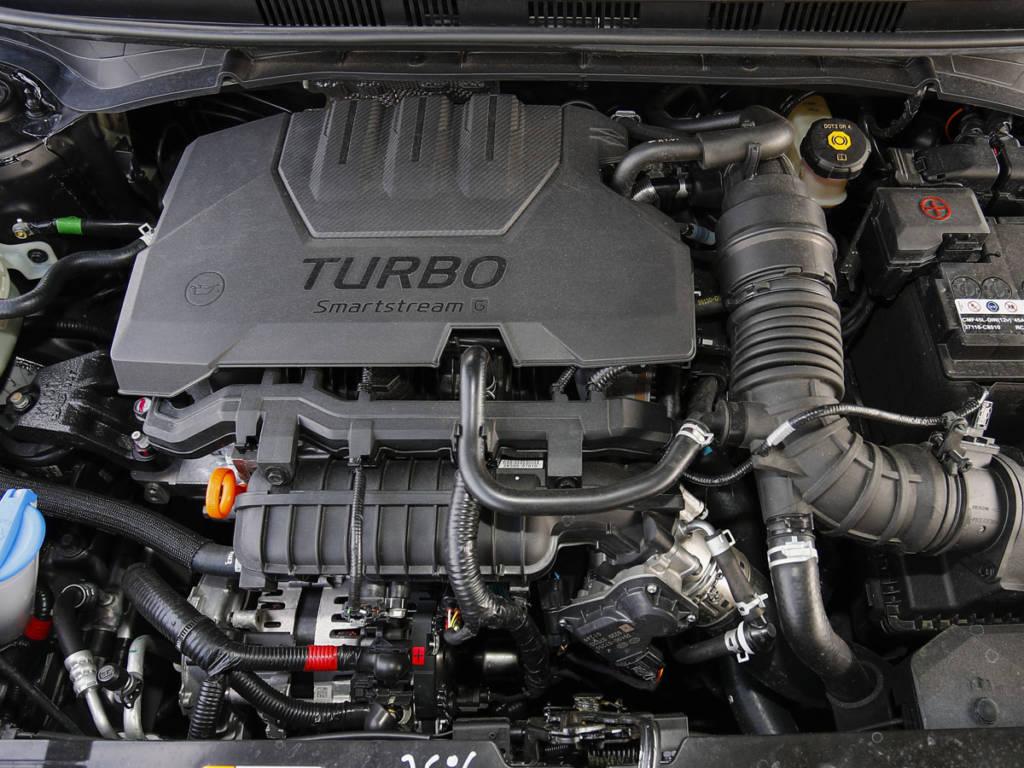 Hyundai Bayon motor