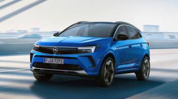 Opel Grandland 2021 apertura