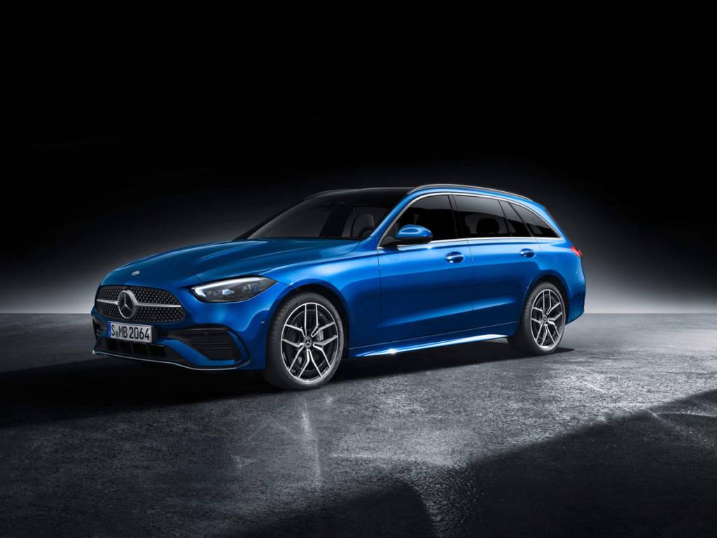 Mercedes-Benz Clase C Estate 2021 frontal