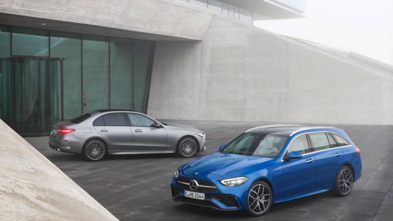 Mercedes-Benz Clase C 2021 berlina y Estate