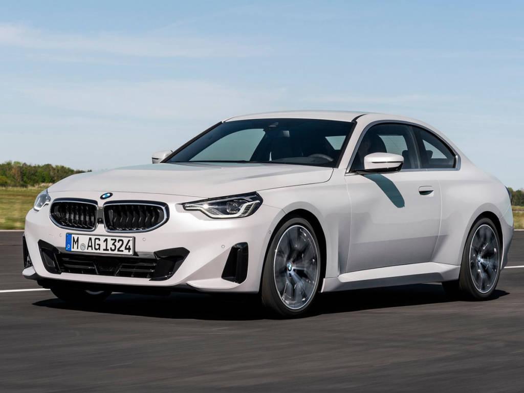 BMW Serie 2 Coupé 2022 frontal