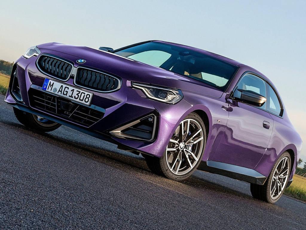 BMW Serie 2 Coupé 2022 M240i xDrive frontal