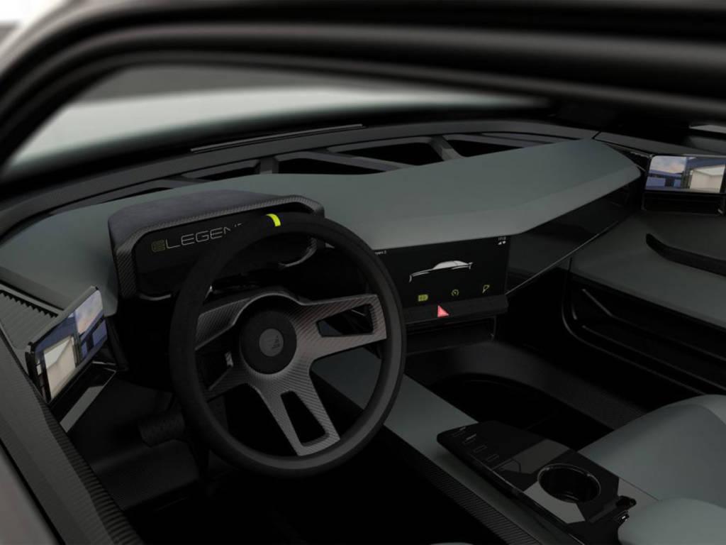 E-Legend EL1 interior