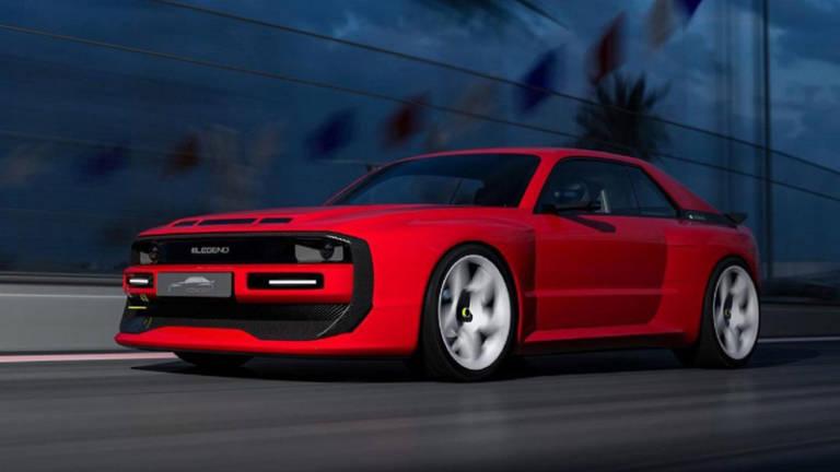 E-Legend EL1 rojo