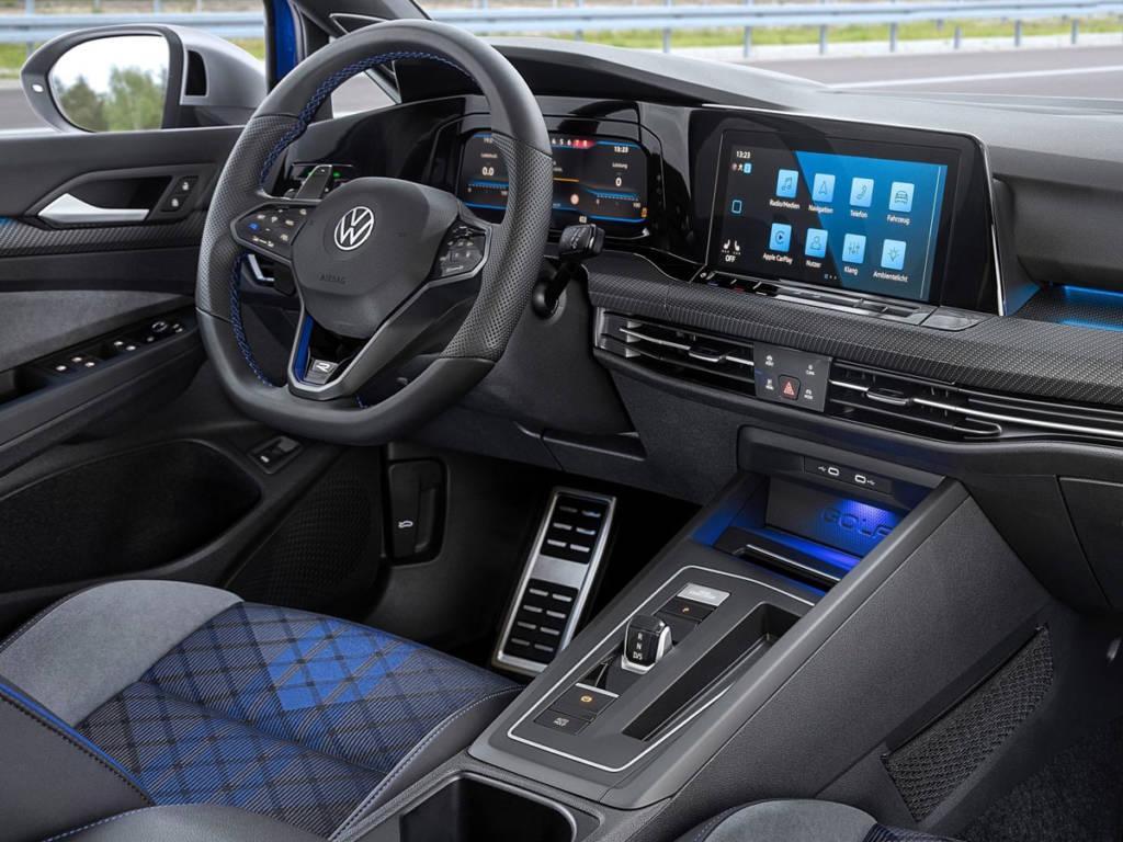 Volkswagen Golf Variant R salpicadero