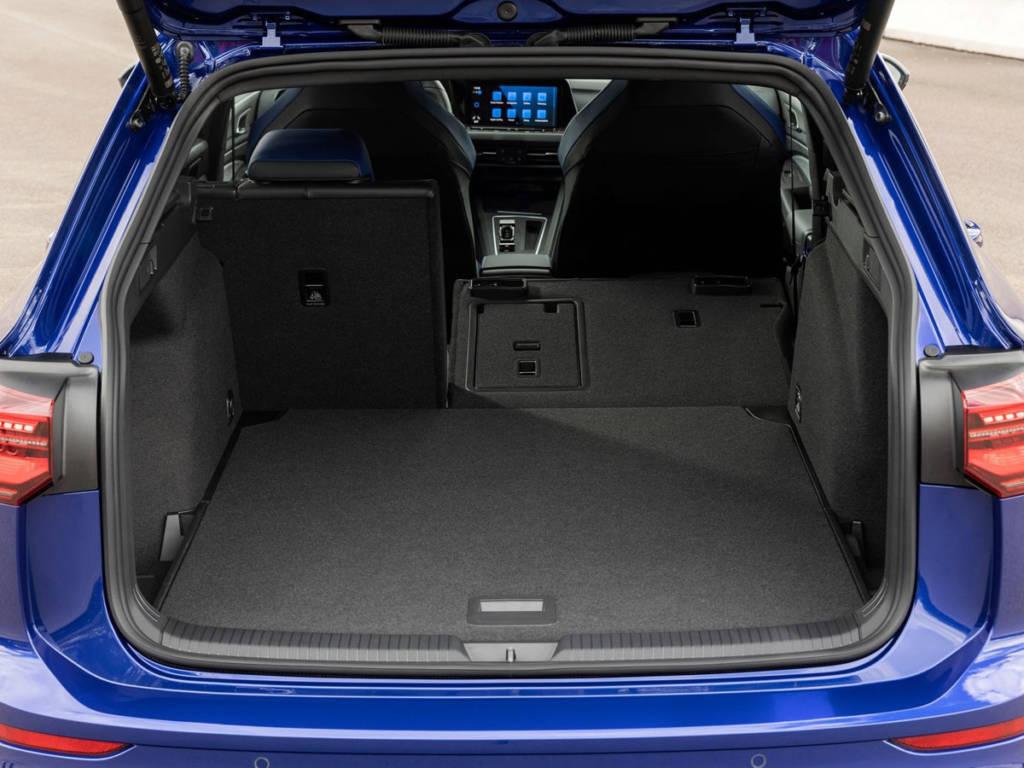 Volkswagen Golf Variant R maletero